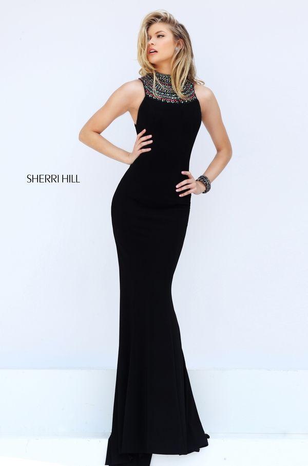 Sherri HIll #50629 · Prom Dress ...