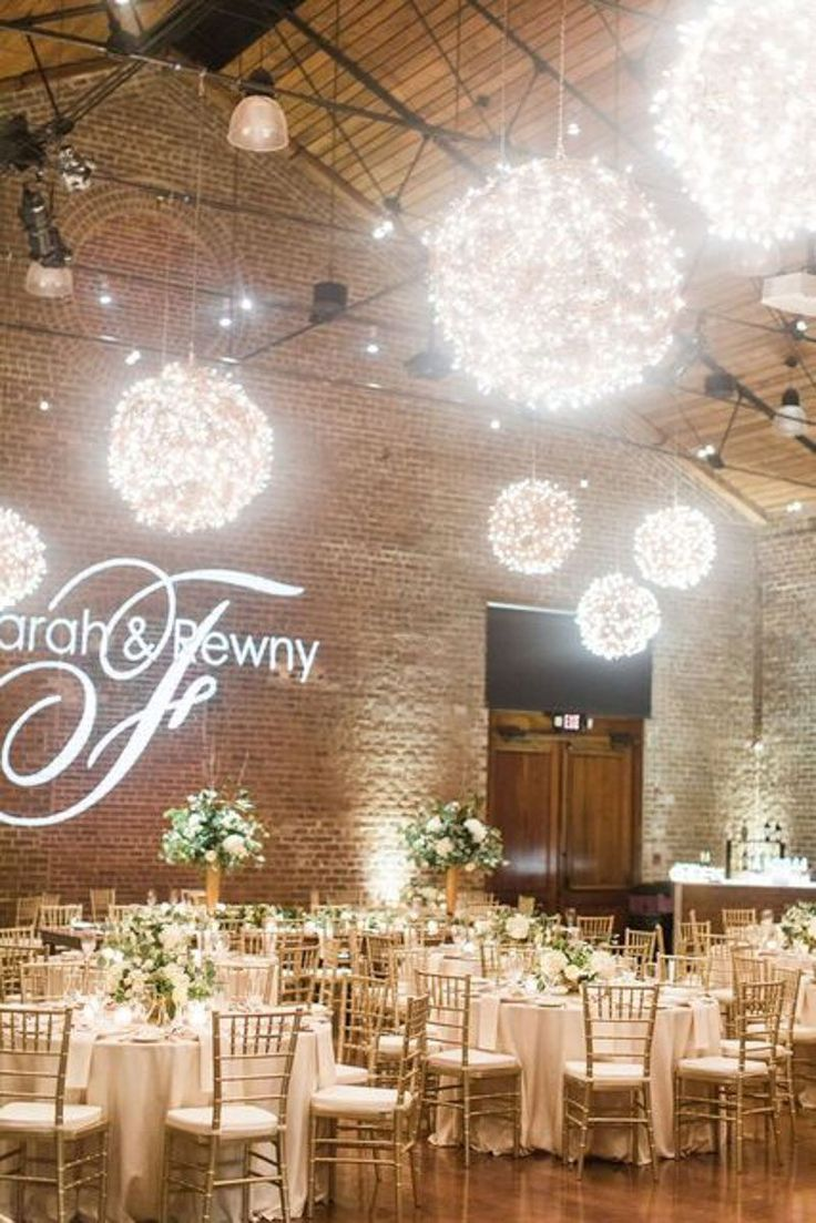 Stylish Ivory and Gold Wedding at The
