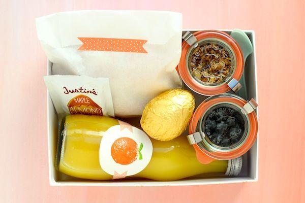 Café da Manhã na Caixinha | Boxed Breakfast