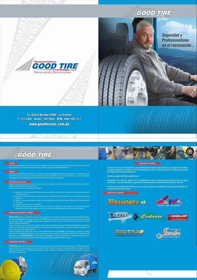 Brochure - Good Tire