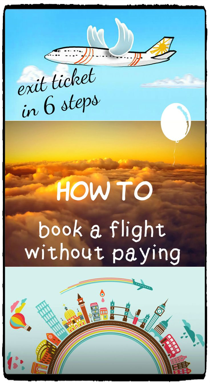 Step by step guide on how to make a flight booking without paying. If you need an exit ticket or applying for a visa here you'll find a detailed explanation of booking a dummy plane ticket with screenshots and links.