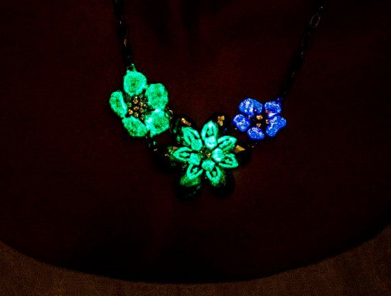 Hey, I found this really awesome Etsy listing at https://www.etsy.com/listing/232230593/glow-in-the-dark-bib-necklace-statement