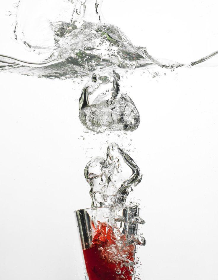 bubble in water