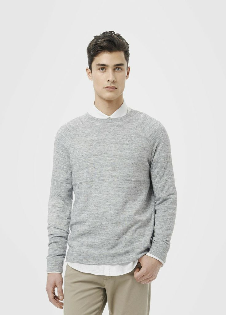 Vince Cashmere Blend Crew Neck Sweater · Male StyleGuy ...
