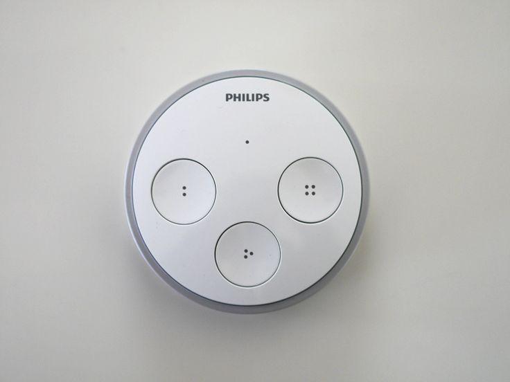 Inspirational Philips Hue Tap im Test Ein Lichtschalter f r Philips Hue