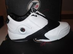 Allen Iverson Shoes | Allen Iverson Reebok Answer 5 Low White Black shoes reebok iverson