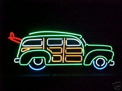 Marvelous blue neon signs Neon Car Signs Kommerzielle Beleuchtung AkzentbeleuchtungNeon leuchtenWerbeschilderVintage