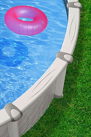Swimming Pools Above Ground Pools Pool Accessories Deck Pinterest Swimming Pools