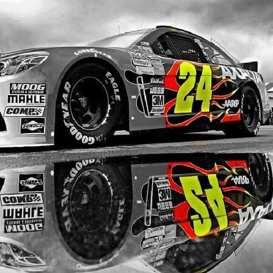 Go Jeff Gordon ~ Drive for five !!!