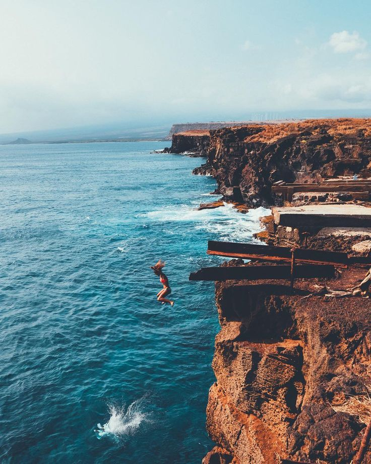 By Kyle Kuiper: The Southern most point of the United States would you jump? #wonder
