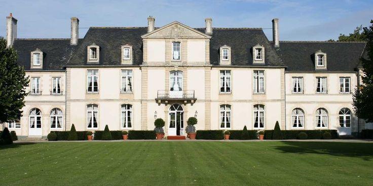 Château de Sully - 4 étoiles - Sully - Basse-Normandie #hotel #castle #chateau #normandie #normandy #france