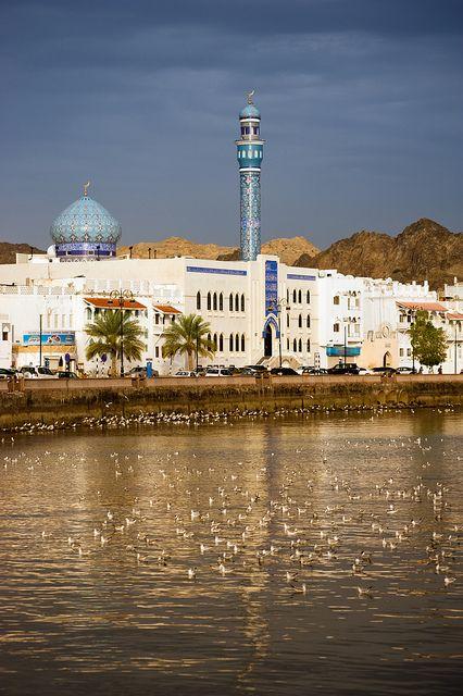 Old Mutrah, Oman