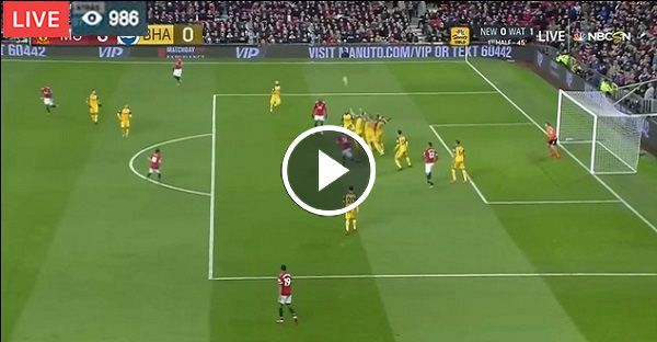 Manchester United Vs Southampton Live Streaming Manchester United The Unit Brighton