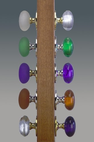 colored glass door knobs. glass rim and door knobs : black country metalworks ltd colored