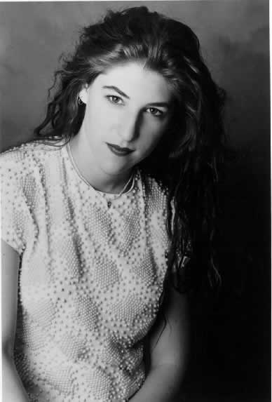Mayim  Bialik - (1975) Amy Farrah Fowler....Such a great addition to The Big Bang Theory.