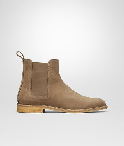 BOTTEGA VENETA DESERT BOOT IN CAMEL SUEDE Boots and ankle boots U rp