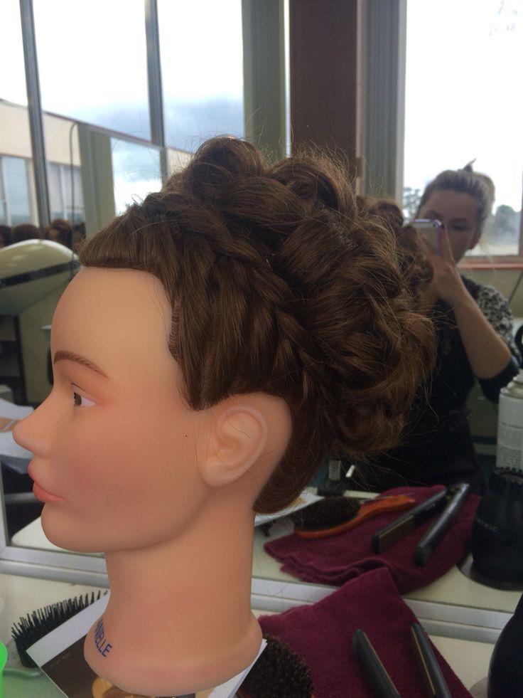 Braid + Curls