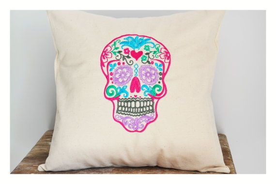 Halloween pillow cover halloween pillow case  gift by KoTshop