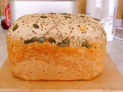 0185. kváskový chléb od Svetluska78 - recept pro domácí pekárnu