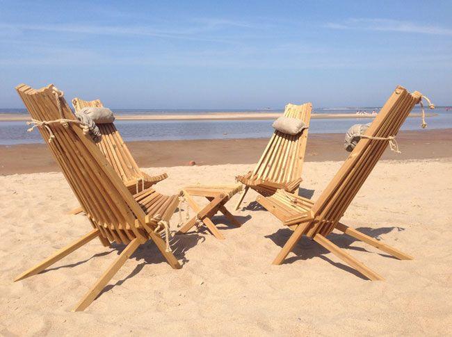 NorDeck beach chairs... :)