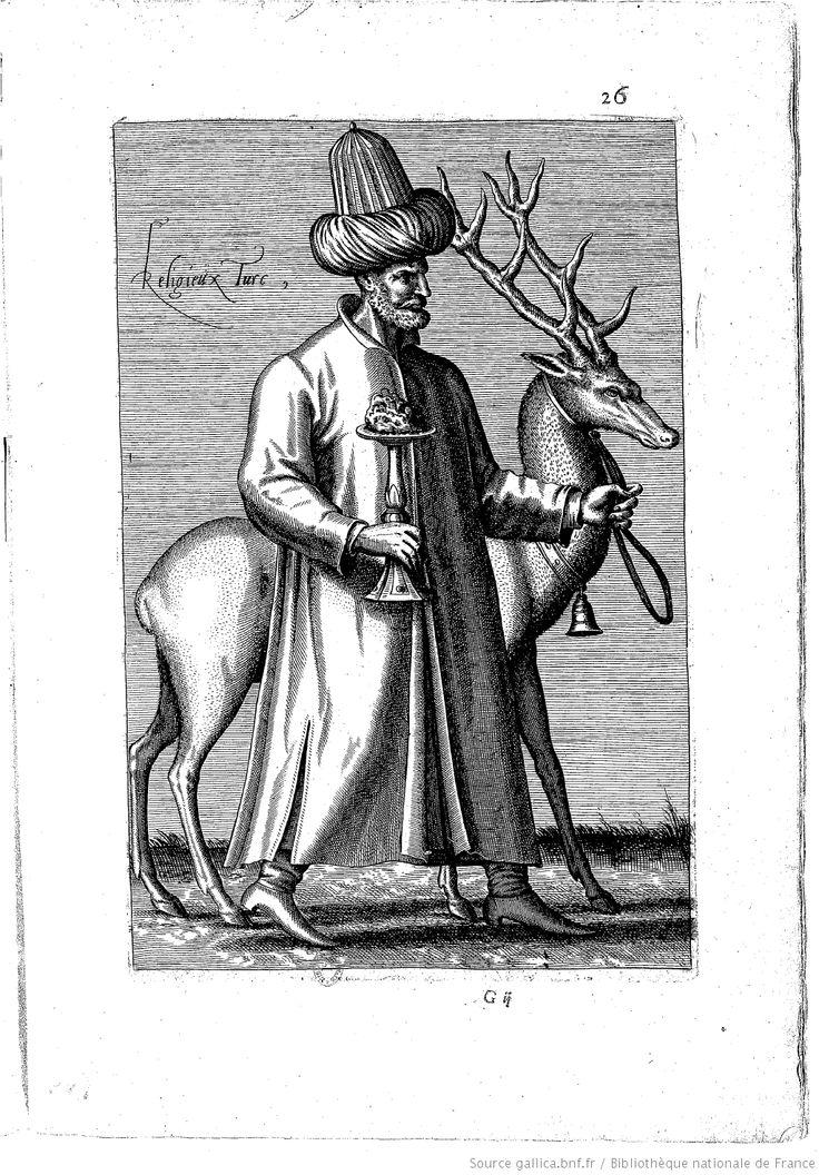 Dervish, Nicolas de Nikolay-1650