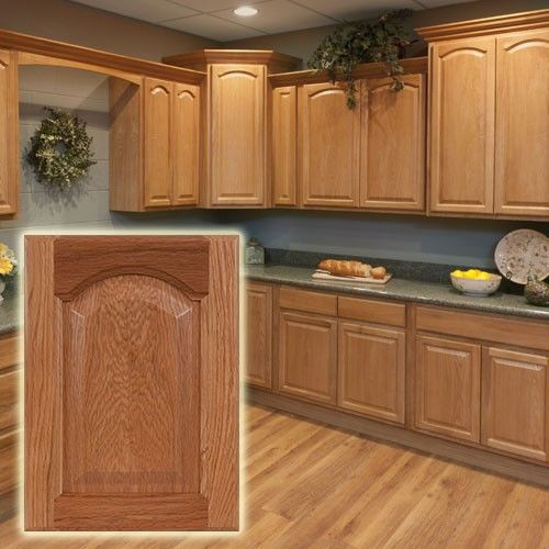 Kitchen Cabinets Cheap: 15-Piece Legacy Oak Cabinets - Only $2978!