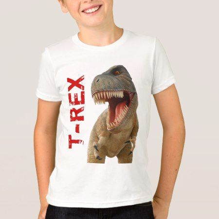 Tyrannosaurus Rex T-Shirt - tap to personalize and get yours