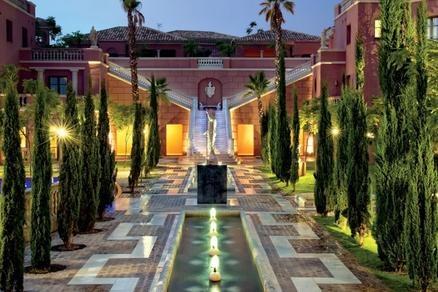 Villa Padierna Palace Hotel - Marbella, Spain, Europe - Luxury Hotel Vacation from Classic Vacations