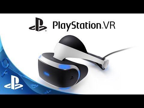 ソニーのPS4用VRヘッドセット「PlayStation VR」の価格・発売時期が正式に決定 - GIGAZINE