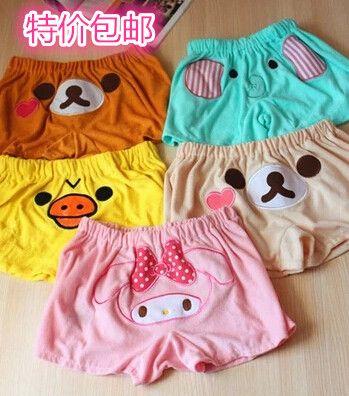 Gratis frakt sommarhem pyjamas bära lätt gul chick Melody tecknad elefant hem shorts shorts - Taobao