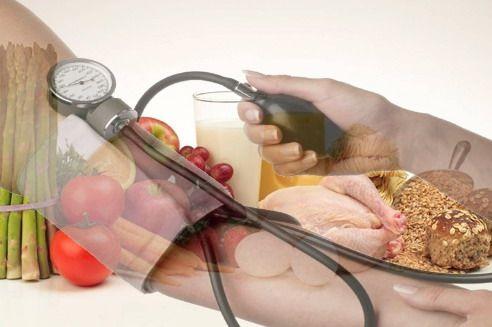Продукты, понижающие давление