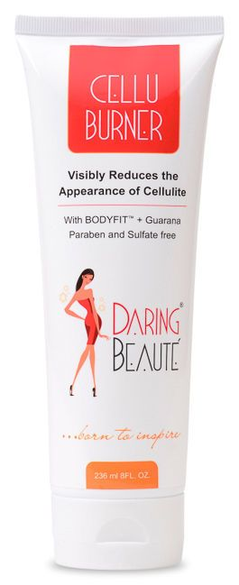 Maxi tube CELLUBURNER - 8Oz / 236ml - Clinical studies confirm slimming results $65 #cellulite #body #fat #slim #tone #firm #firming #slimming #toning