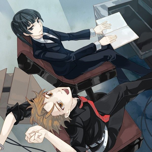 Psycho Pass    on my list to watch