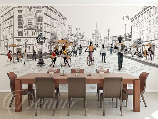 Paryskie kawiarenki