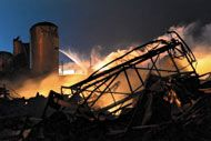 The safety of chemical plants, refineries and fertilizer factories has taken on a new priority in Washington following several deadly mishaps, including the fire and explosion at a fertilizer depot in West, Texas, in April that killed 14 people.