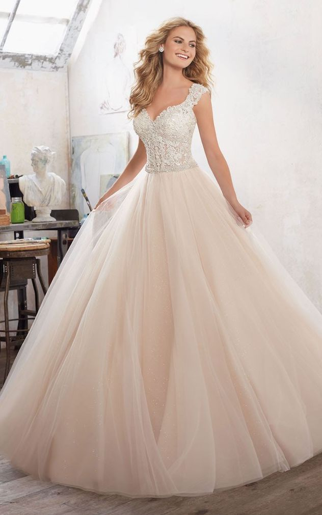2017 Morilee wedding dresses by Madeline Gardner