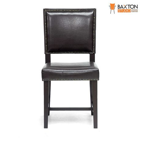 2 Piece Set Nottingham Modern Dining Chairs At 50 Savings Off Retail