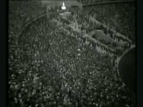 Inauguracion Juegos Olimpicos Berlin 1936