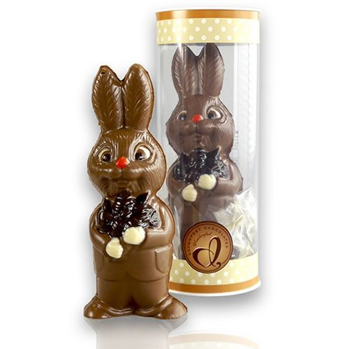 Yum! How about a delicious Devonport Chocolates Mr Bunny Easter Egg for Easter?http://www.giftloft.co.nz/collections/easter-hampers-chocolate-easter-egg-gift-ideas/products/devonport-chocolates-mr-bunny-easter-egg-1 #Devonport #chocolate