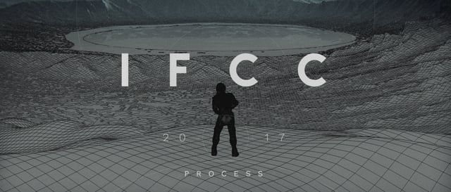 A behind the scenes look at our process in creating IFCC 2017 Main Titles.  See the Film here – https://vimeo.com/210230301  Full Project on Behance – https://www.behance.net/gallery/50748713/IFCC-2017-Main-Titles?  Edit: Sava Zivkovic Music: Pilotpriest  - https://pilotpriest.bandcamp.com/music