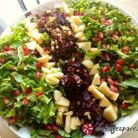 Σαλάτα γιορτινή