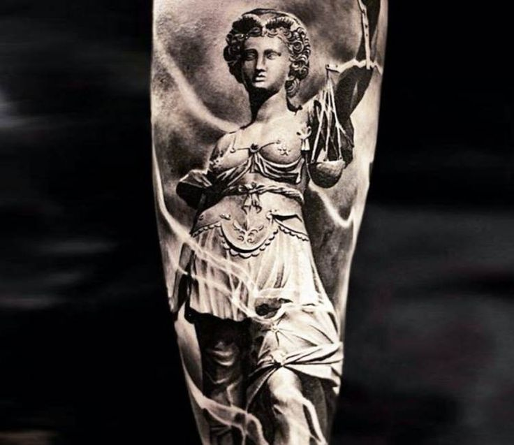17 Best Ideas About Justice Tattoo On Pinterest