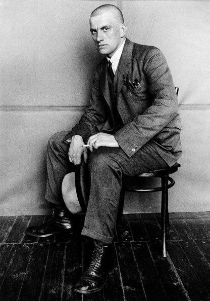 Vladimir Mayakovsky by Alexandre Rodchenko 1924