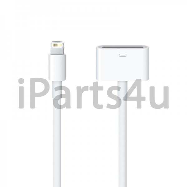 Lightning auf 30-polig Adapter Kabel iPad Zubehör, iPhone Zubehör und iPod Zubehör || Gut und Billig