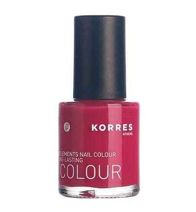 Korres Watermelon nail polish