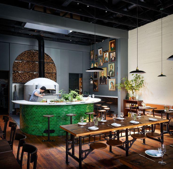 Del Popolo by Jessica Helgerson Interior Design | http://www.yellowtrace.com.au/del-popolo-san-francisco-jessica-helgerson/