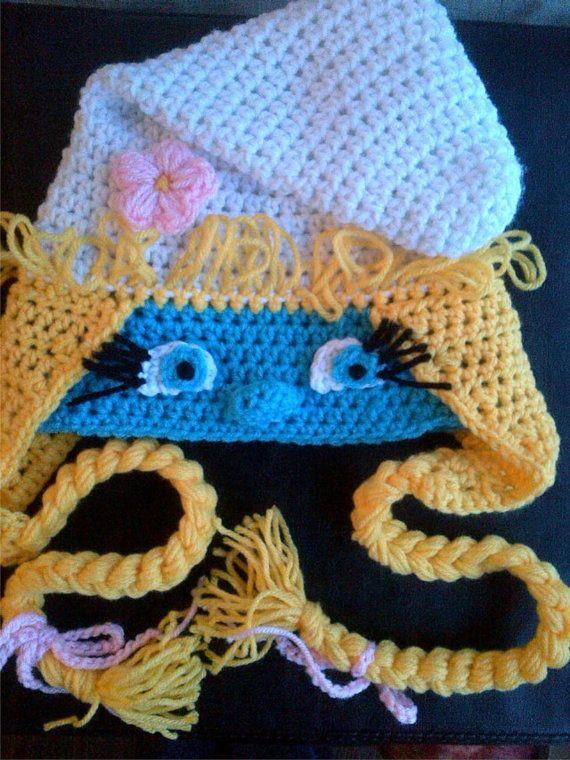 1000 Images About Tv Cartoon Crochet Hats On Pinterest