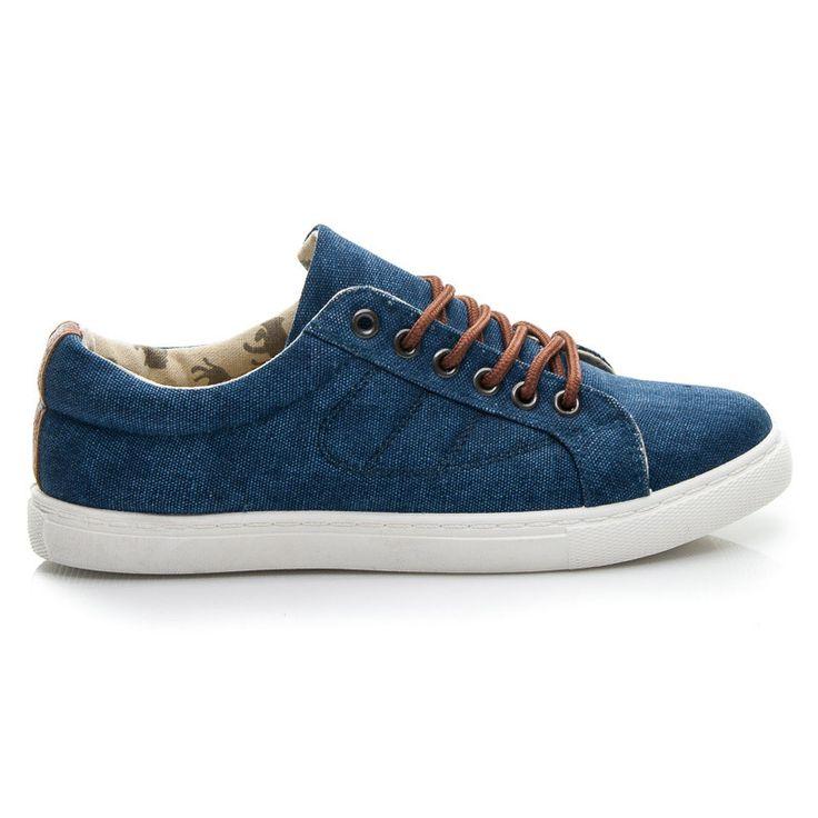 Pánska športová obuv http://www.cosmopolitus.com/jeansowe-trampki-odcienie-niebieskiego-291462n-d1l14-p-106174.html?language=sk&pID=106174 #panske #topanky #tenisky #topanky #tenisky #najar #novy #lacny #predaj