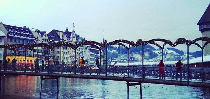 #Svizzera: un weekend tra Zurigo, Basilea e Lucerna #travel