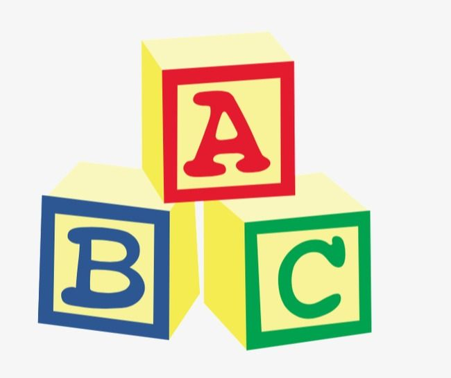 Abc Blocks Abc Blocks Lowercase A